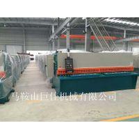 不锈钢剪板机 QC12K-6*3200数控剪板机 液压数控剪板机