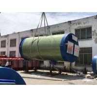 天津一体化污水提升泵站/雨水泵站/污水提升泵站价格
