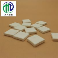 耐磨陶瓷片高的耐磨性能使设备达到理想的使用寿命