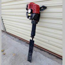 小型汽油挖树断根机 启航苗圃挖苗机 链条挖树断根机批发