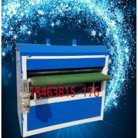 木工双砂架宽带砂光机自动平面定尺平面木门底漆砂光机 厂家直销