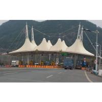 收费站膜结构,镇江膜结构机场火车站
