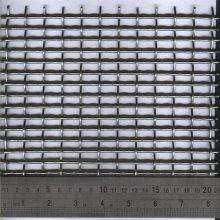 建筑轧花网 宽幅轧花网 编织网套管