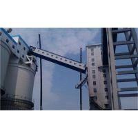 电厂钢结构栈桥来图加工厂家-三维钢构