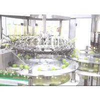 力得利专供全自动塑料瓶绿茶饮料热灌装机