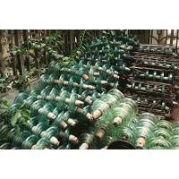 泉州回收复合绝缘子厂家高价回收钢化玻璃绝缘子 电瓷瓶价格