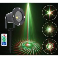 LED圣诞白色彩色雪花投影灯单片机IC驱动方案开发