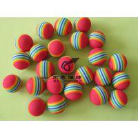 东泰直销EVA球,游乐场eva玩具球,海洋球,PU球,海绵球优质环保
