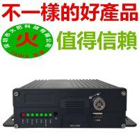 AHD高清960P硬盘录像机车载DVR监控主机视频系统安防设备 记录仪