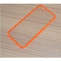 2014 新款iphone6保护壳 TPU+PC苹果手机套亚克力防刮透明保护壳