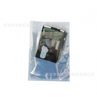 深圳厂家直销立体防静电屏蔽袋 led静电袋 电路板电子原件包装袋