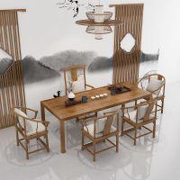 成都新中式会所家具定做 成都古典民宿家具定制
