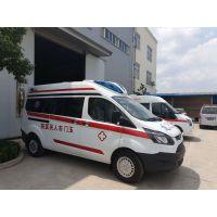 5780*2000*2360行政转运型救护车改装