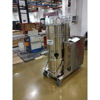 厂家热销 工业分离式强力吸尘器 威德尔100L桶式吸尘机