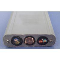 电梯扁电缆 TVVBPG12*0.75+(4*2)*0.75+(6*2P)*0.75