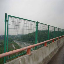 草绿色防护隔离网 海口钢板网防护网 桥梁护栏网