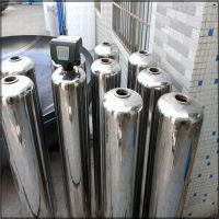 禹州市立式家用2立方水处理小型设备过滤净水罐清又清循环水石英砂过滤罐