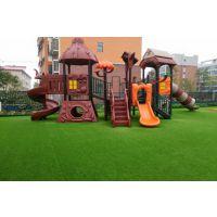 幼儿园楼顶阳台婚庆人工草皮绿色地毯人工草皮人造绿色假草户外阳台