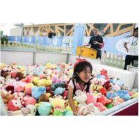 儿童抓娃娃机设备_武汉现货供应_新年暖场必备