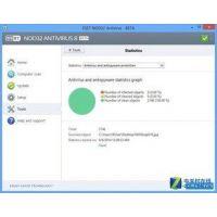ESETNod32杀毒软件标准版-快速高效的网络安全防护