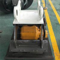 小松210液压震动夯实机 挖机斜坡夯实机 工程机械配件