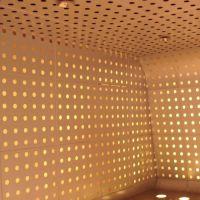 商业大厦幕墙雕花铝单板装饰,氟碳工艺雕花铝单板厂商