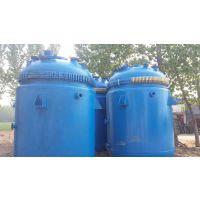 公司常年低价出售二手20吨搪瓷反应釜