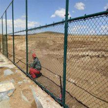 厂家直销球场围栏 勾花防护网 小区安全网