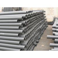 二郎神,UPVC管110给水管,0.63MPa压力出厂为6米壁厚2.7mm