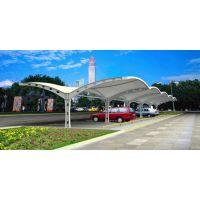膜结构车棚材质区别-膜结构车棚功能-膜结构车棚支撑