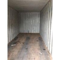 上海二手集装箱,旧海运货柜,20尺散货集装箱