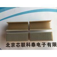 103670 923190ERmet 2.0毫米硬公制垂直式公连接器B型ERNI