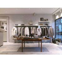 武汉服装店装修设计、华上设计专业设计师、施工团队更靠谱