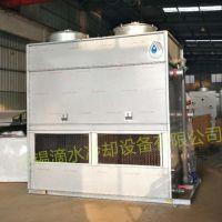 滴水DS-N100T闭式冷却塔防冻液会导致盘管腐蚀吗
