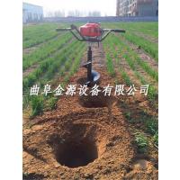 果树种植挖坑机 道路修整刨穴机