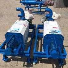 乌拉草渣液分离机价格 多功能脱水分离机邦腾供应