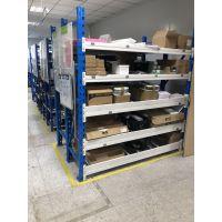 仓储隔板货架是放于轻型货物的货架
