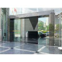 荔湾平移玻璃自动门安装,电动玻璃感应门电机