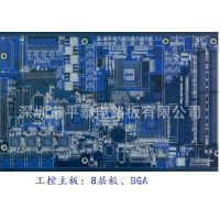 深圳PCB专业生产厂商,快速打样批量生产单双面、多层线路板,24H加急,品质保障。