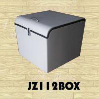 供应江智快餐箱中西餐外卖箱保温箱配送箱储物箱电动车尾箱后货箱后备箱