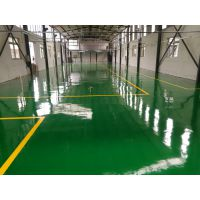 厂家环氧地坪漆施工——厂房环氧树脂地坪漆施工