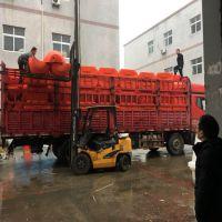 芜湖垃圾拦污漂环保型拦污浮排装置