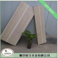 厂家供应20mm杨木拼板 优质杨木拼板制作包装箱专用