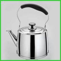 4L/5L/6L/7L不锈钢加厚水壶电磁炉壶平底茶壶餐厅水壶冷水壶