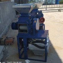 信达厂家直销荞麦粉磨面机 小型家用 立式高粱磨面机