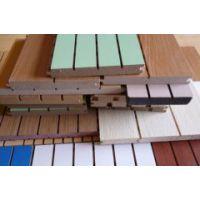 浙江温州网球馆A级防火槽木吸音板,佛山天声木制吸音板厂家