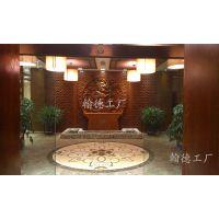 北京家装工装设计施工北京翰德工厂