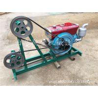 鄂州柴油机带动膨化机 面粉七用膨化机