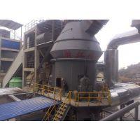 同力重机40万吨矿渣立磨生产线水泥生产粉碎设备