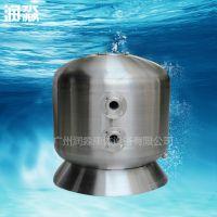 广州泳池不锈钢过滤砂缸供应商 厂家专业制造15年 砂缸厂家批发